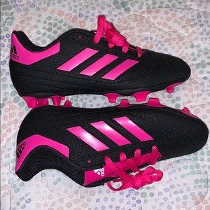 Girls Adidas Soccer Cleats